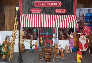the candy factory image
