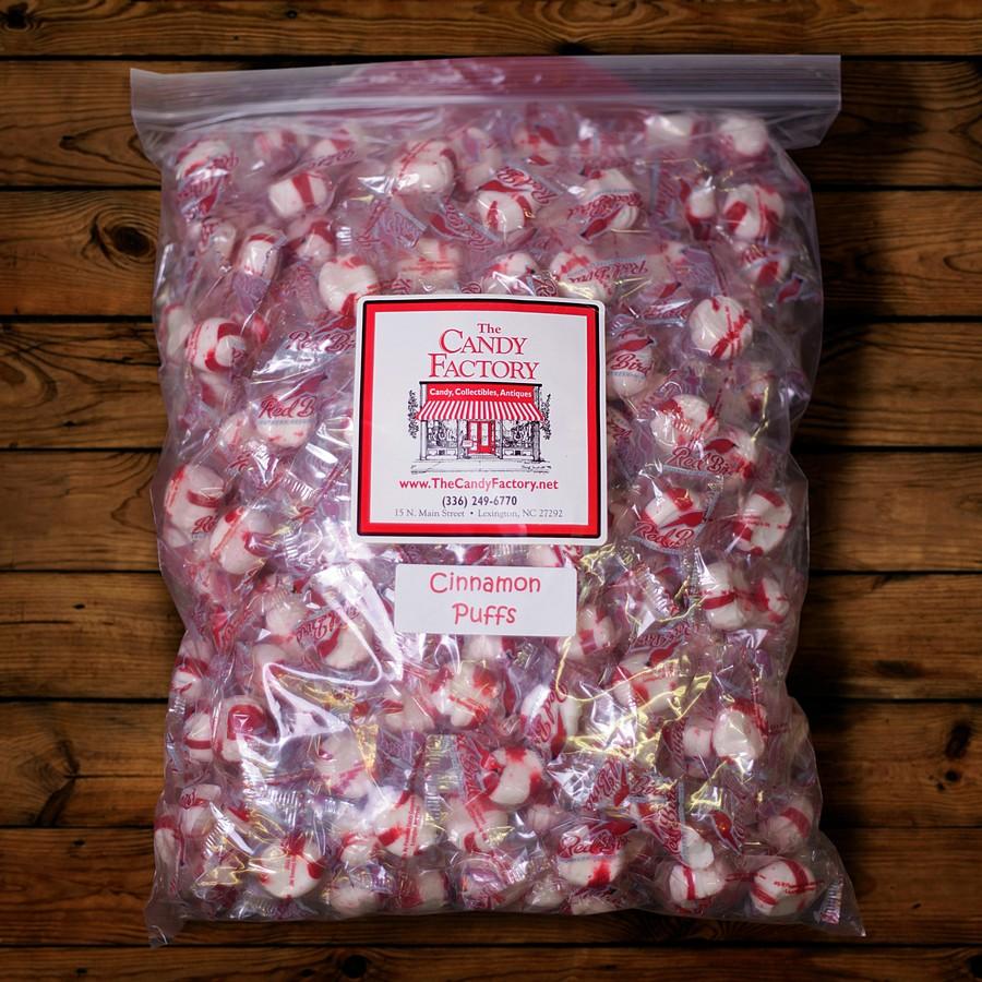 Cinnamon Puffs Bulk