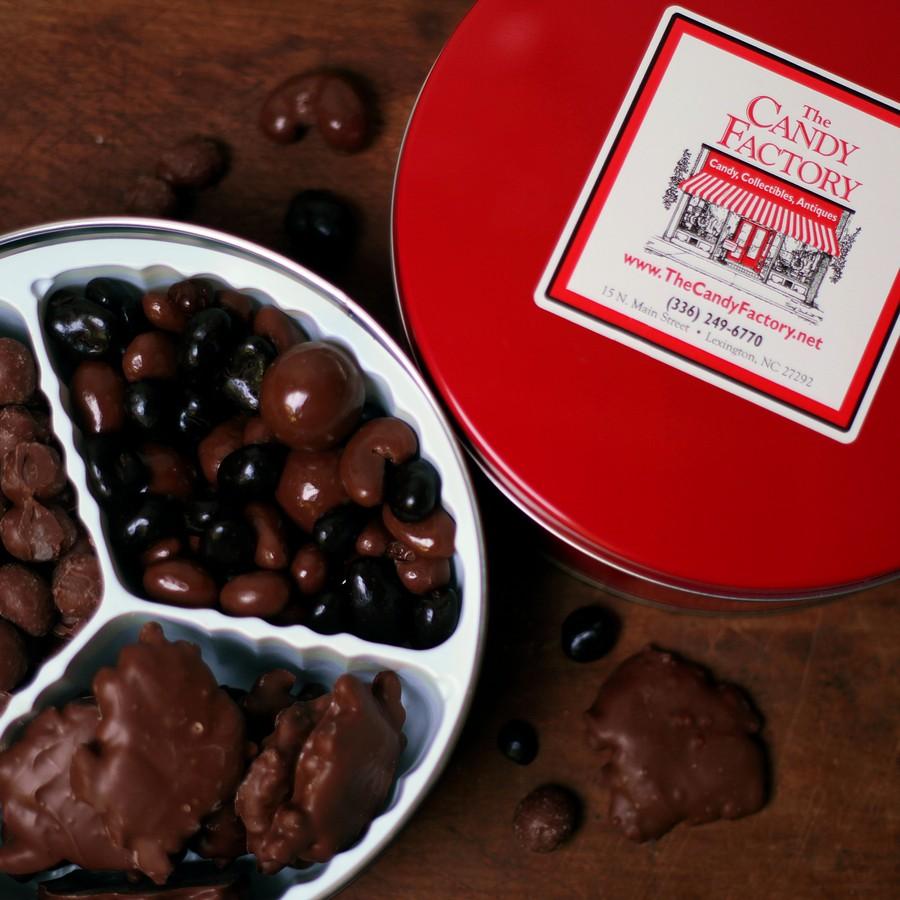 Chocolate Lovers Tin